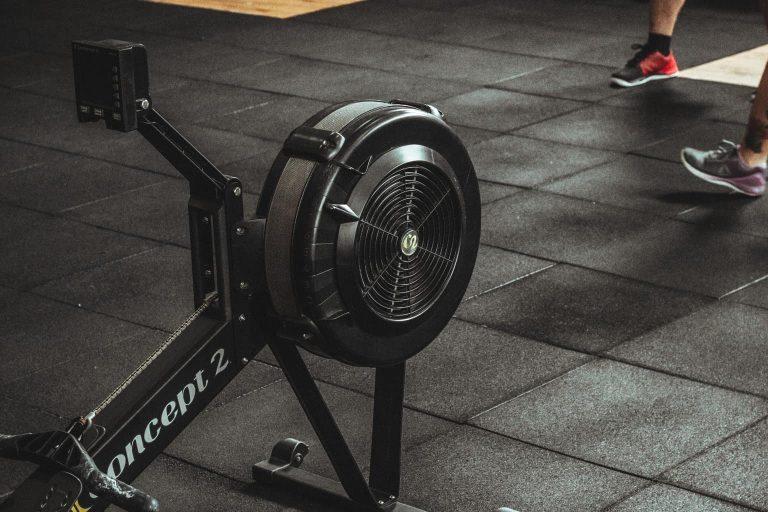 Air Rowing Machine