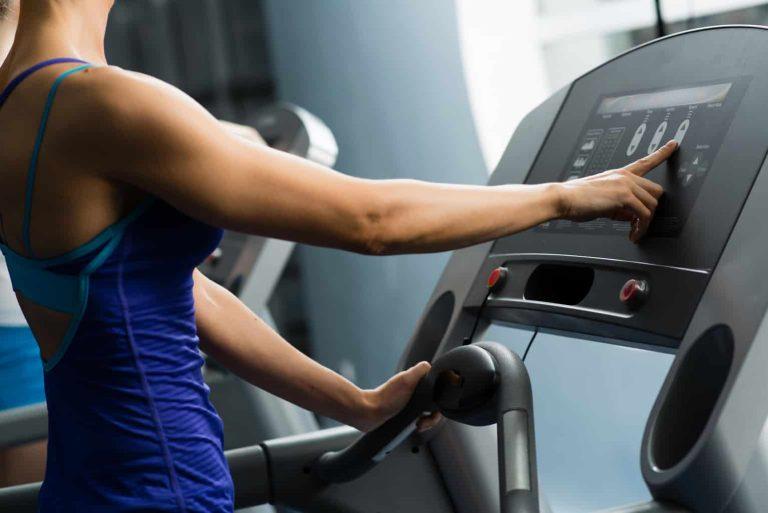 Configuring Treadmill Settings