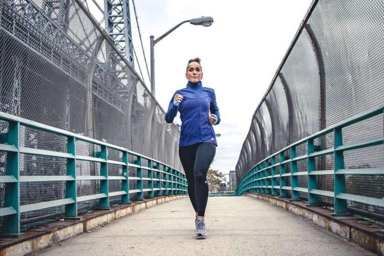 Robin Arzon Running