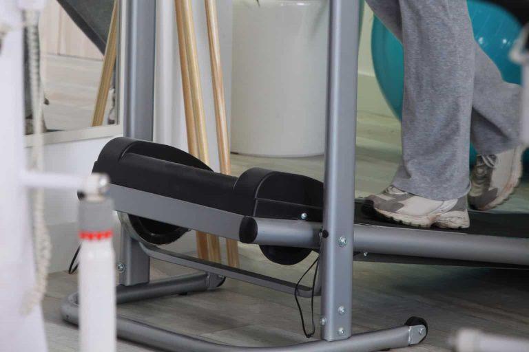 Treadmill Incline Feature