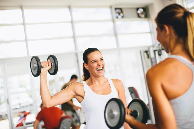 Women-Working-Out-Together